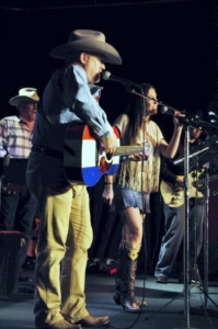 Best country rock band north bay